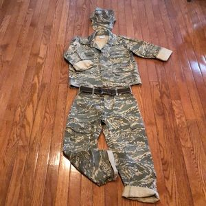 Other - 3 piece Army trooper boys clothing size 10